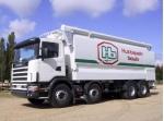 Citerne aliment / porteur 8x4 Scania