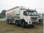 Citerne aliment / porteur 8x2 Volvo